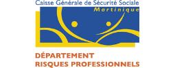 Direction des Risques Professionnels   CGSS Martinique