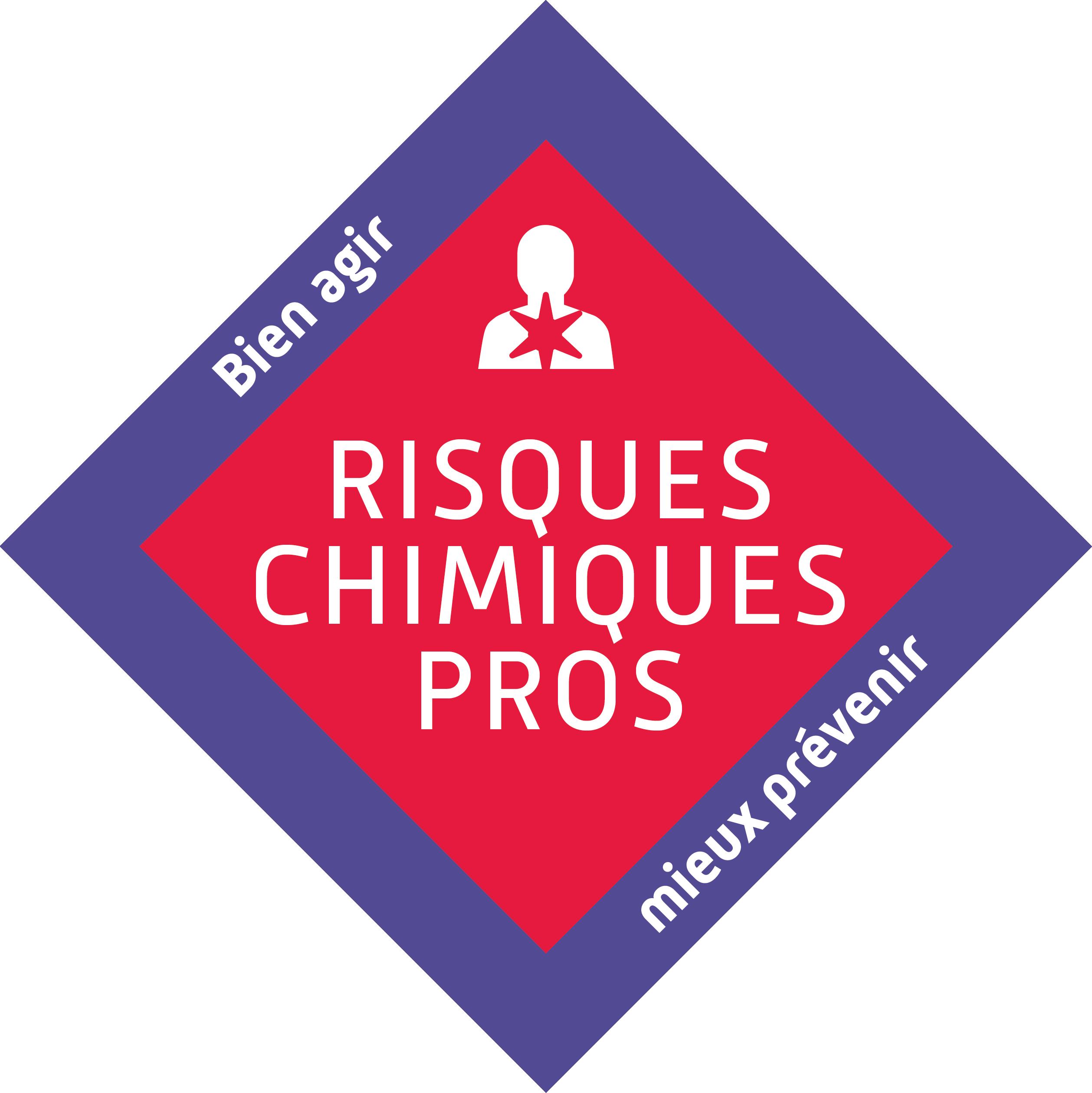 Logo Risques Chimiques Pros